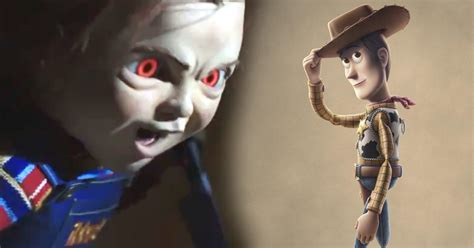 New Sheriff In Town As Child's Play Roasts Toy Story
