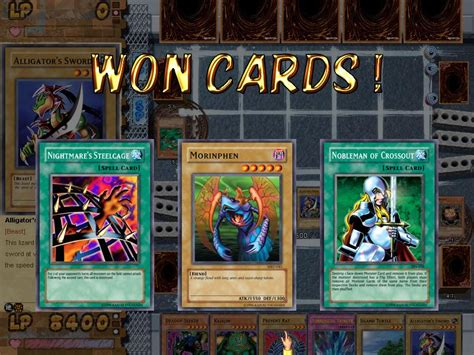 Yu-Gi-Oh! Power of Chaos: Joey the Passion Download (2004